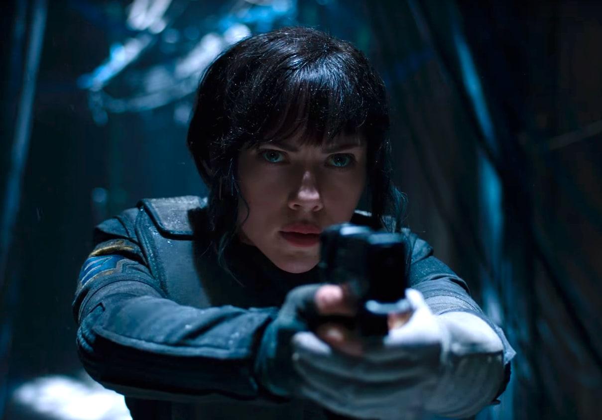 I primi 5 teaser trailer di Ghost In The Shell con Scarlett Johansson (video)