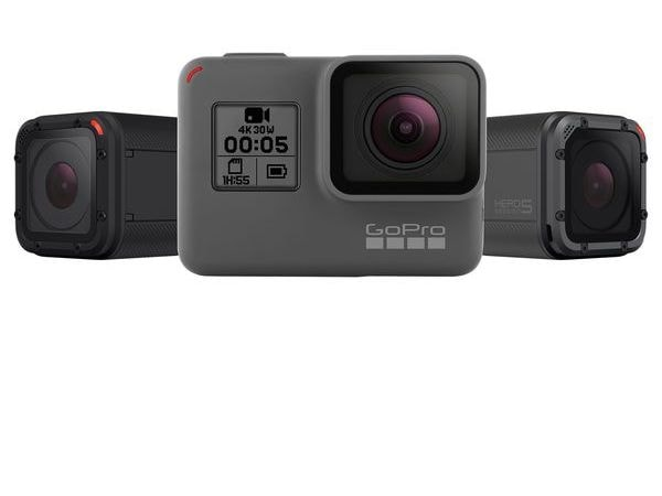 GoPro Hero 5 Black e Hero 5 Session_evd