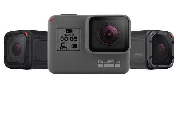 Hero 5 Black e Session: controlli vocali, resistenza senza custodia e cloud per le nuove GoPro (foto)