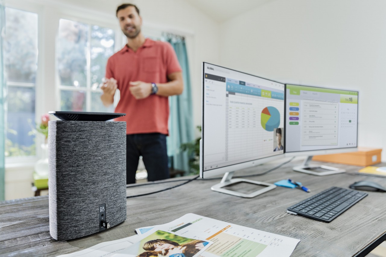 HP Slice e Wave: ecco i nuovi mini PC e uno è anche uno speaker a 360° (foto)