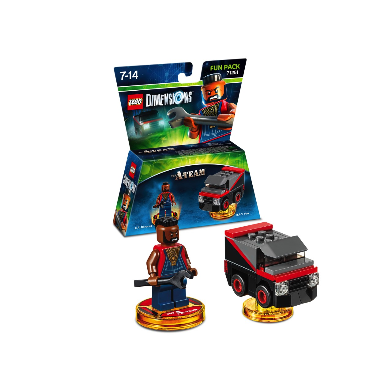 LEGO Dimensions A Team