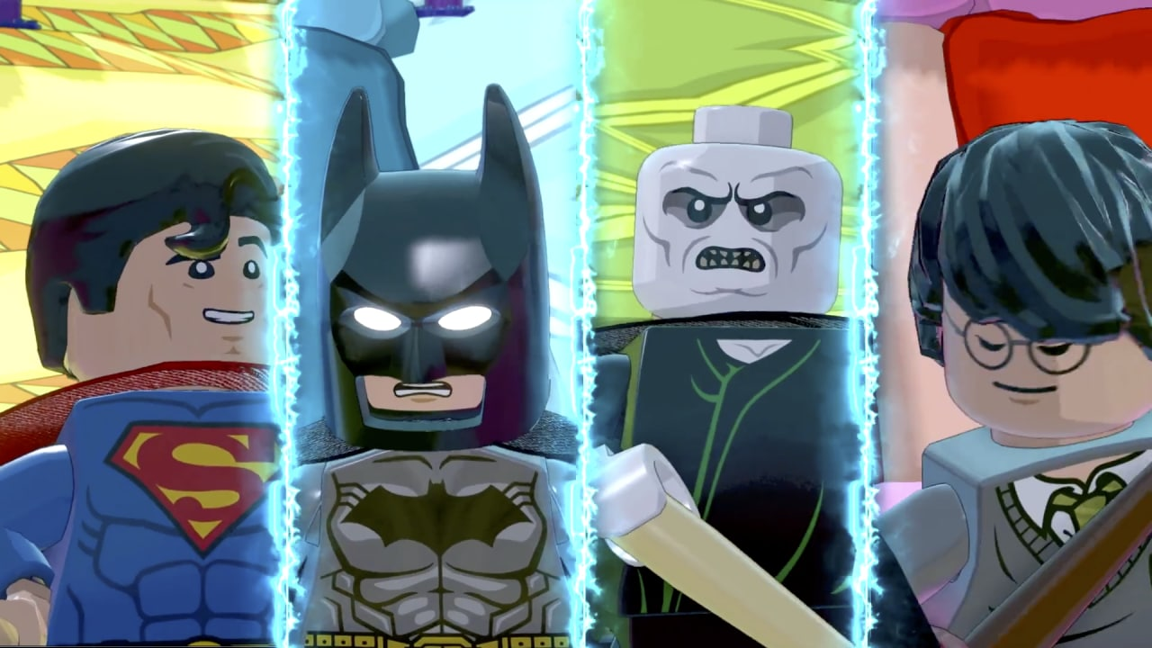 LEGO Dimensions Campo di Battaglia