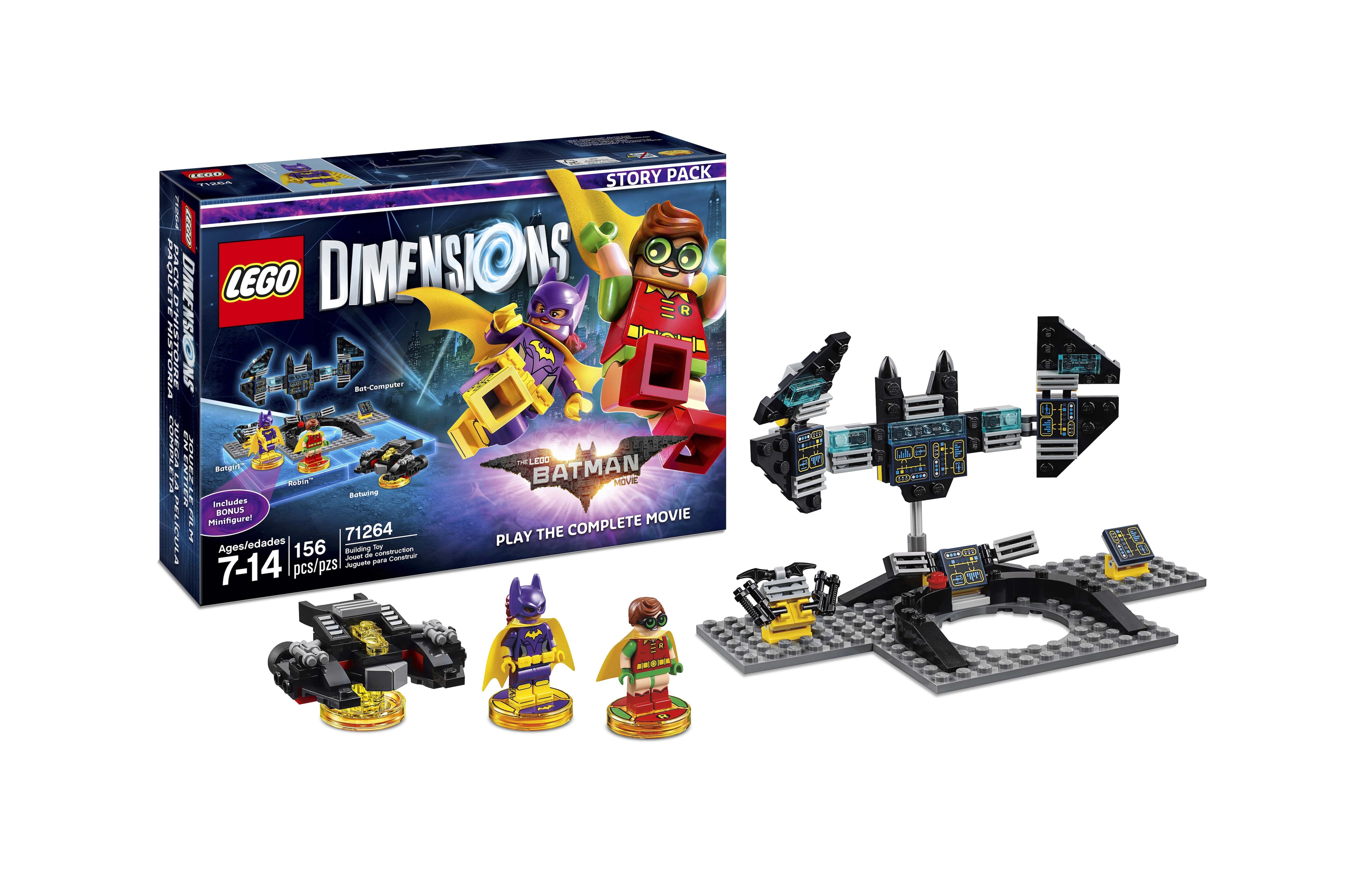 LEGO Dimensions Title
