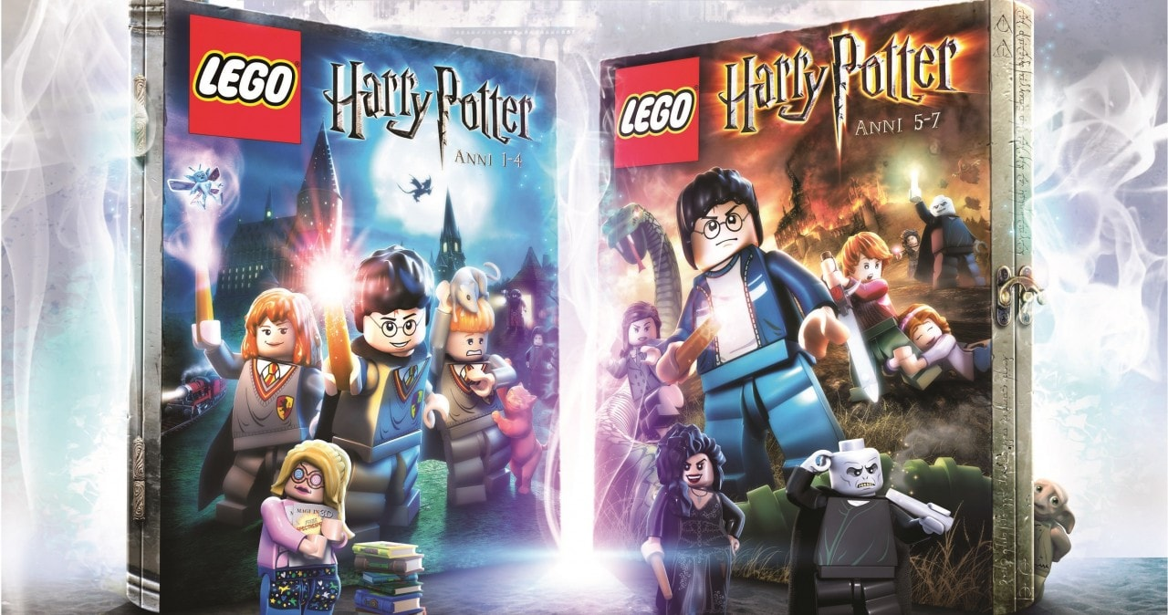 Si ritorna ad Hogwarts con LEGO Harry Potter Collection (foto)
