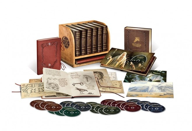 Middle Earth Collection Extended Edition1