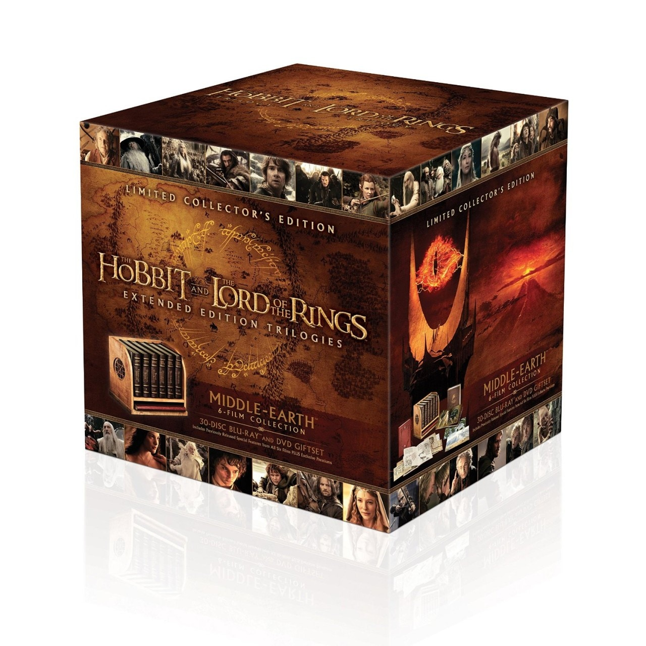 Middle Earth Collection Extended Edition3