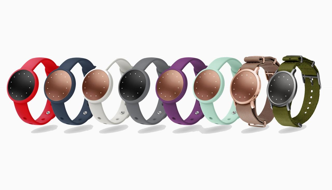Misfit presenta nuovi colori ed accessori per i suoi wearable