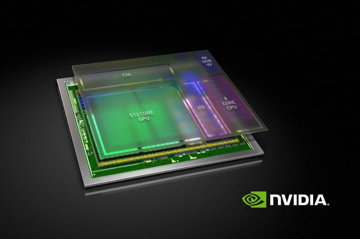 NVIDIA Xavier è un SoC per auto da 20 bilioni di operazioni al secondo (video)