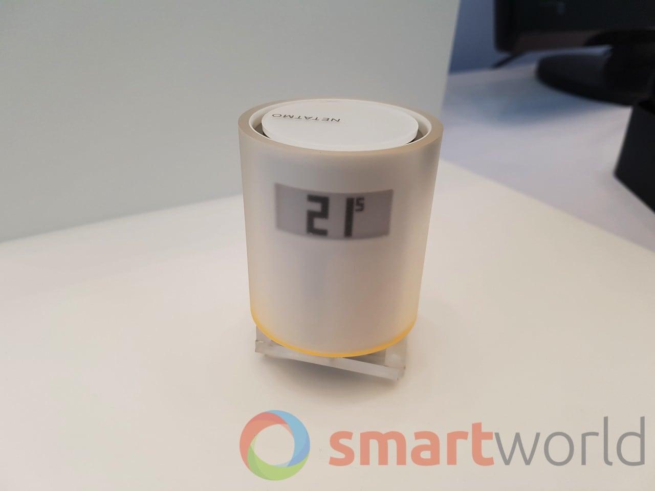 Netatmo presenta la termovalvola smart ifa berlino 2016 for Valvole termostatiche netatmo