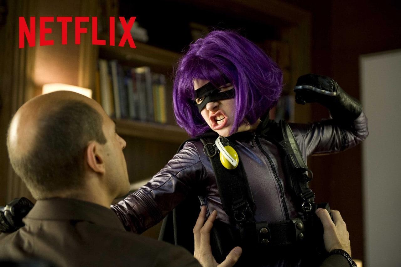 Novità Netflix Ottobre