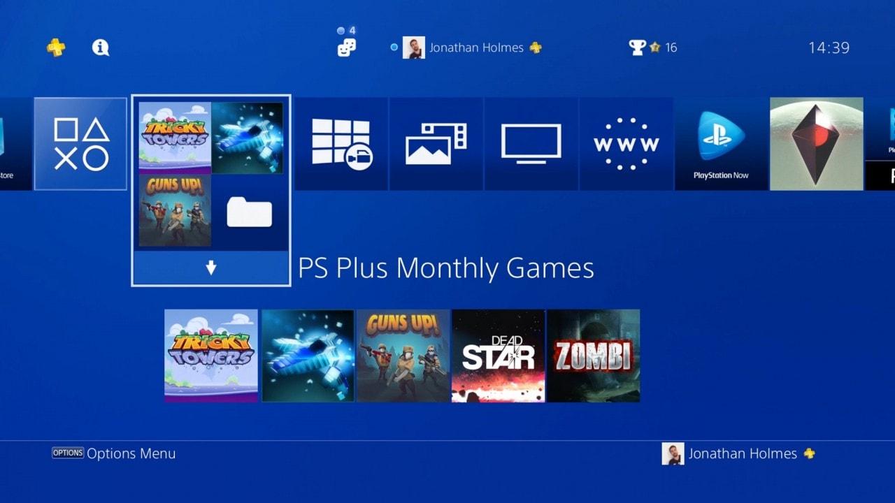Disponibile l'aggiornamento 4.0 per PlayStation 4: HDR, cartelle, supporto a PS4 Pro e tanto altro (video)