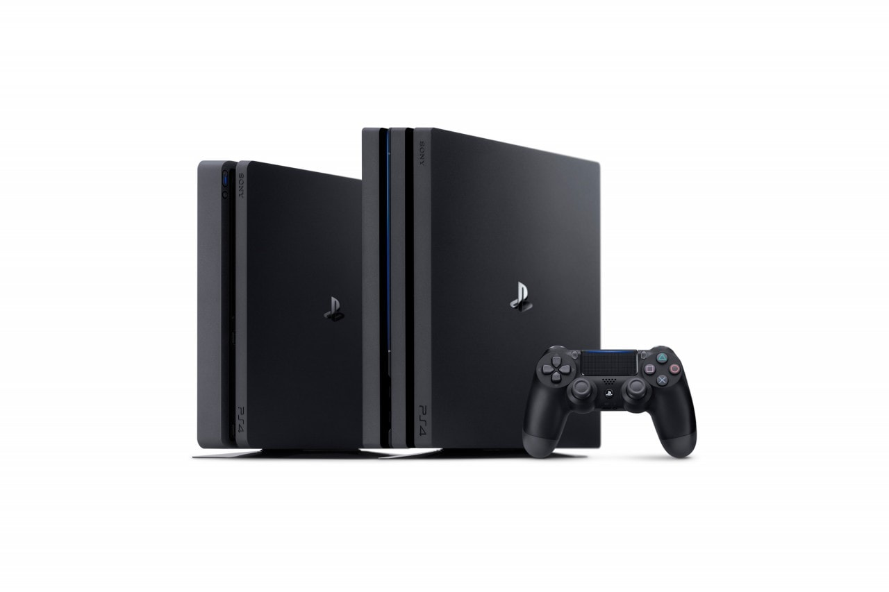 PlayStation 4 Pro PlayStation 4 Slim