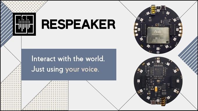 ReSpeaker head