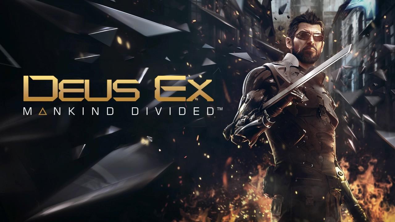 Recensione Deus Ex Mankind Divided