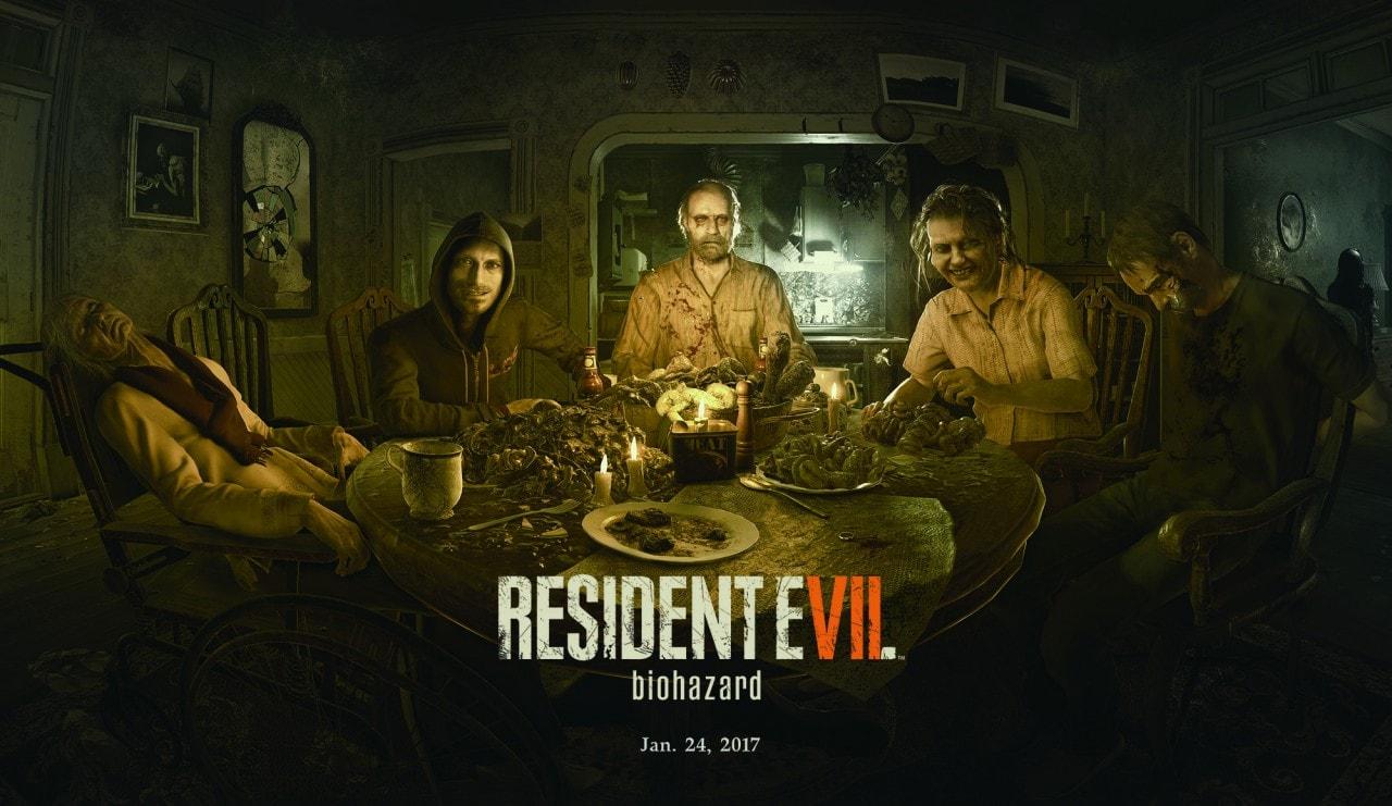Resident Evil 7 arriverà su Nintendo Switch, ma non nel più classico dei modi