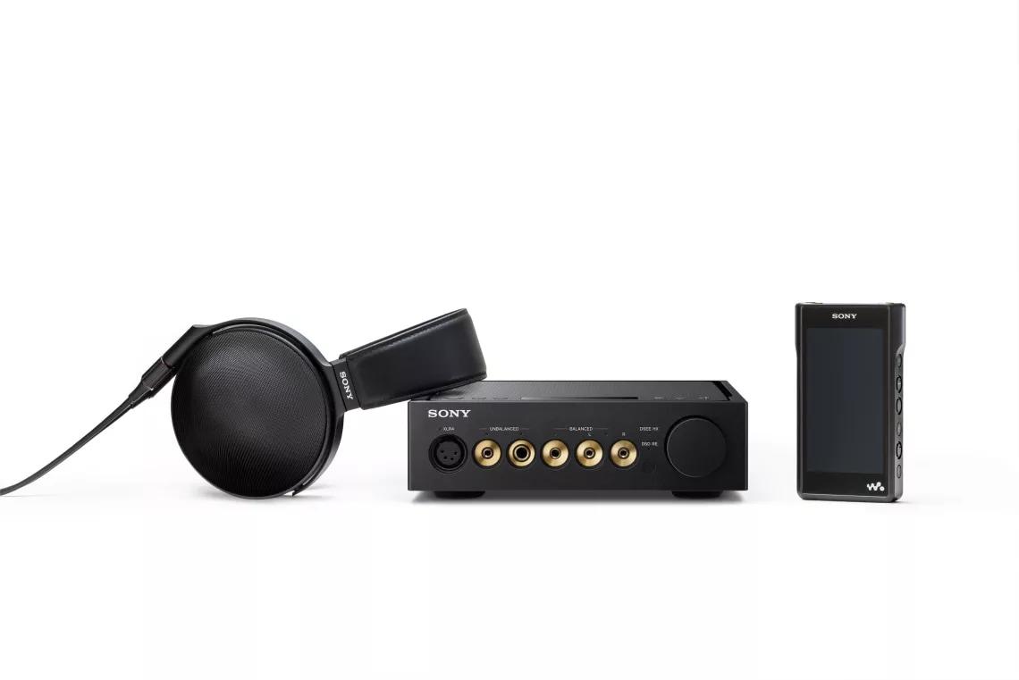 Sony Signature: l'audio di lusso con amplificatore, cuffie e nuovi Walkman (foto)
