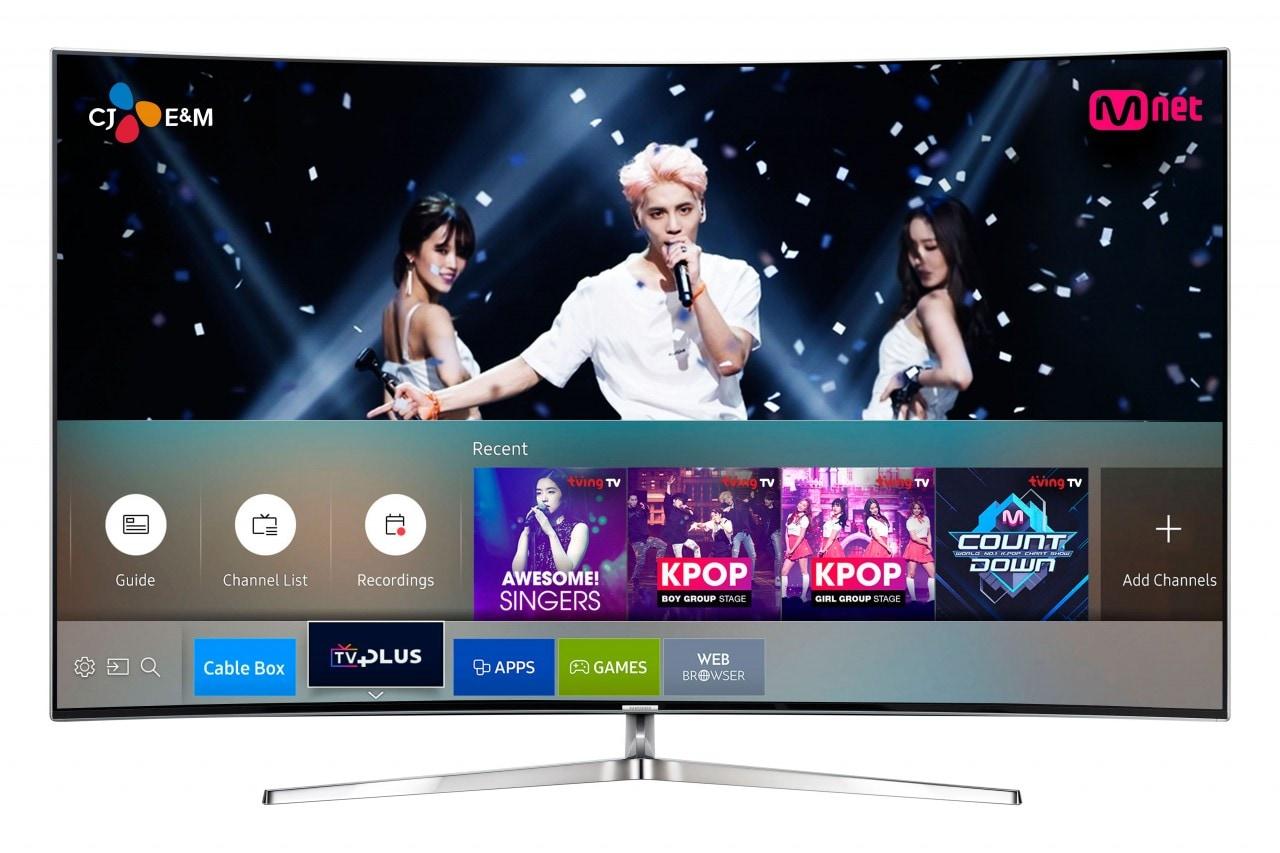 Samsung TV Plus sarà lanciato anche in USA ed Europa