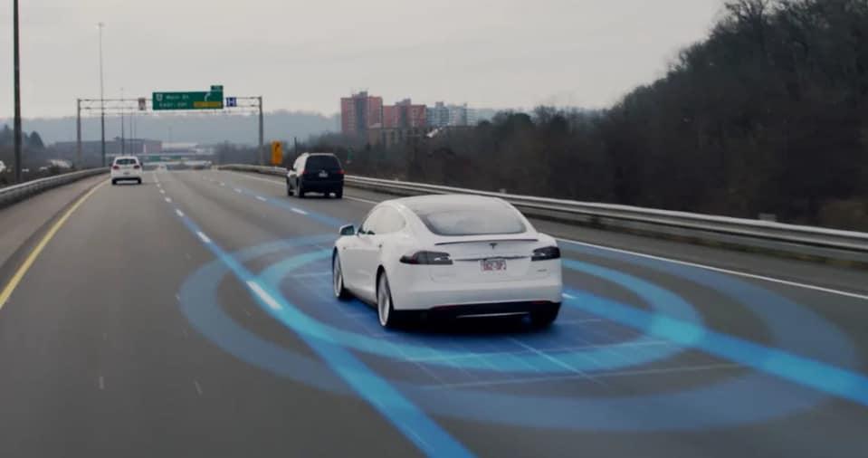 Tesla Autopilot 8