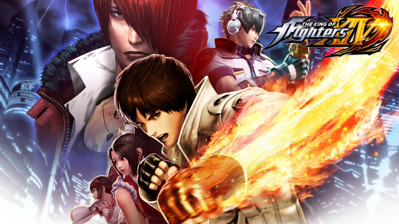 The King of Fighters XIV Recensione