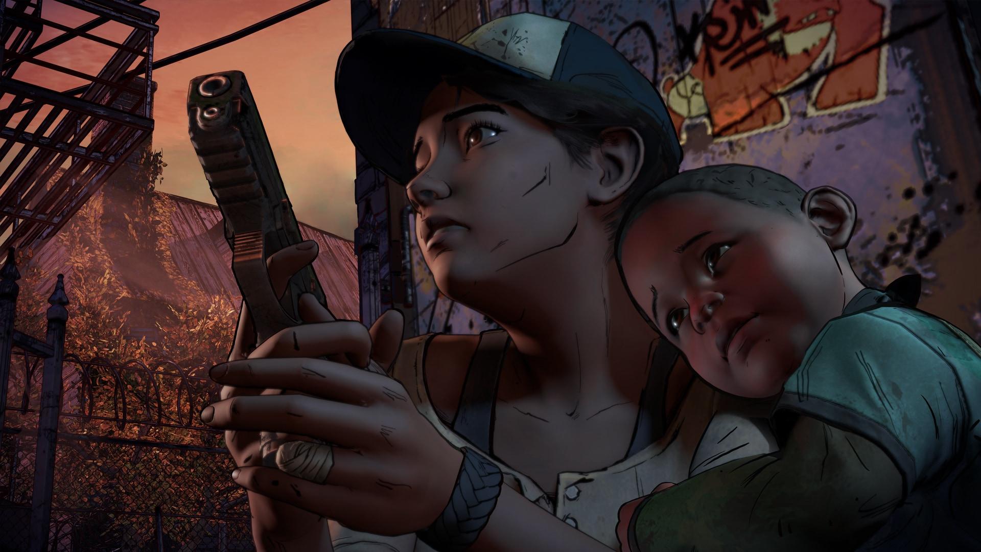 Telltale ufficializza la terza stagione di The Walking Dead