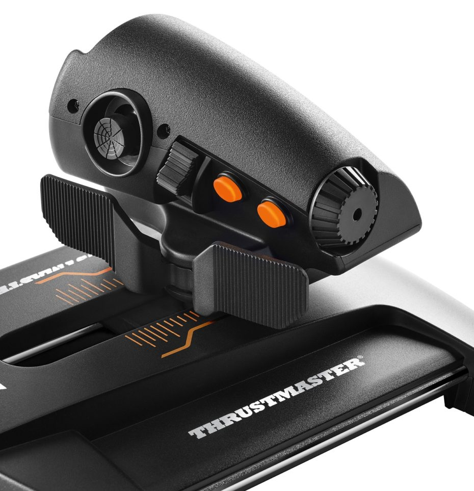 Thrustmaster Master Weapon Control System Throttle