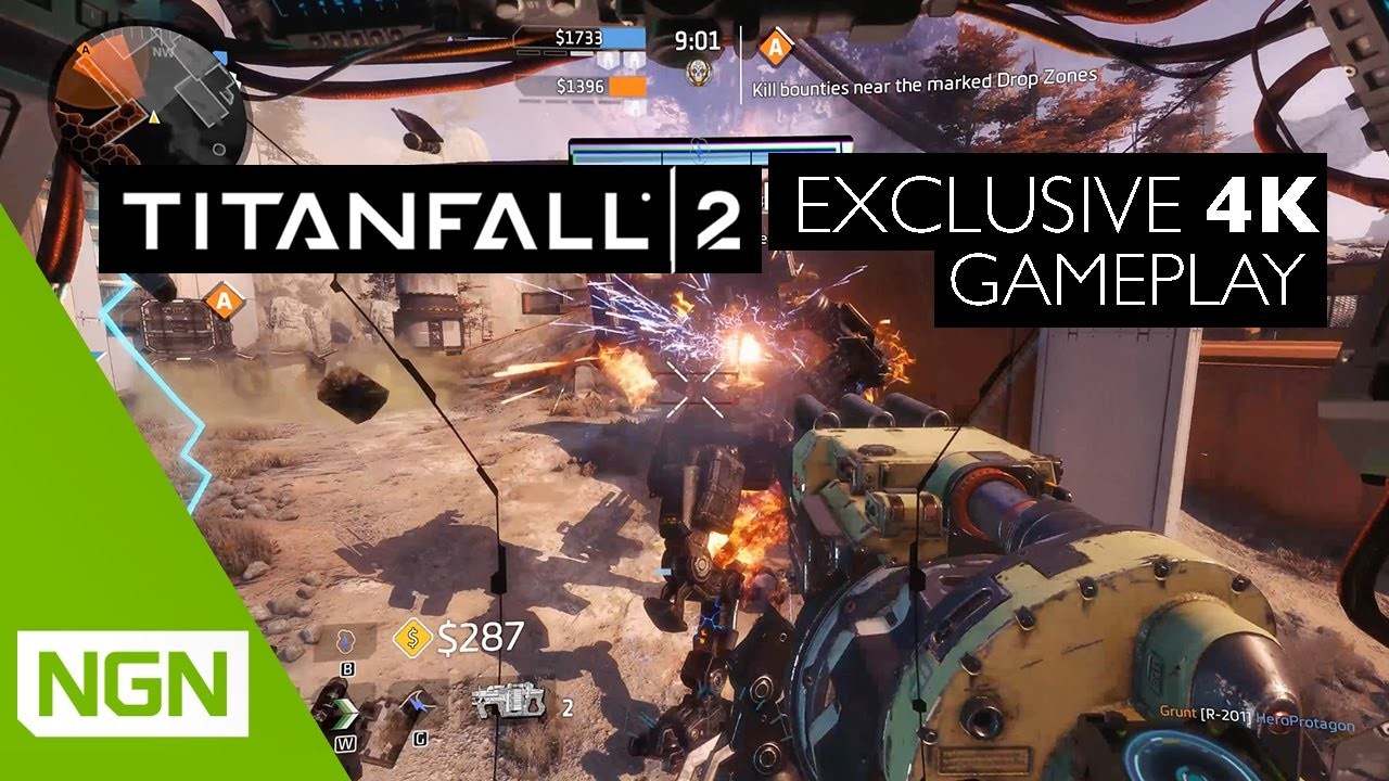 Titanfall 2 NVIDIA TITAN