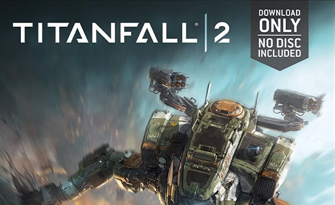 Titanfall 2 PC No Disco