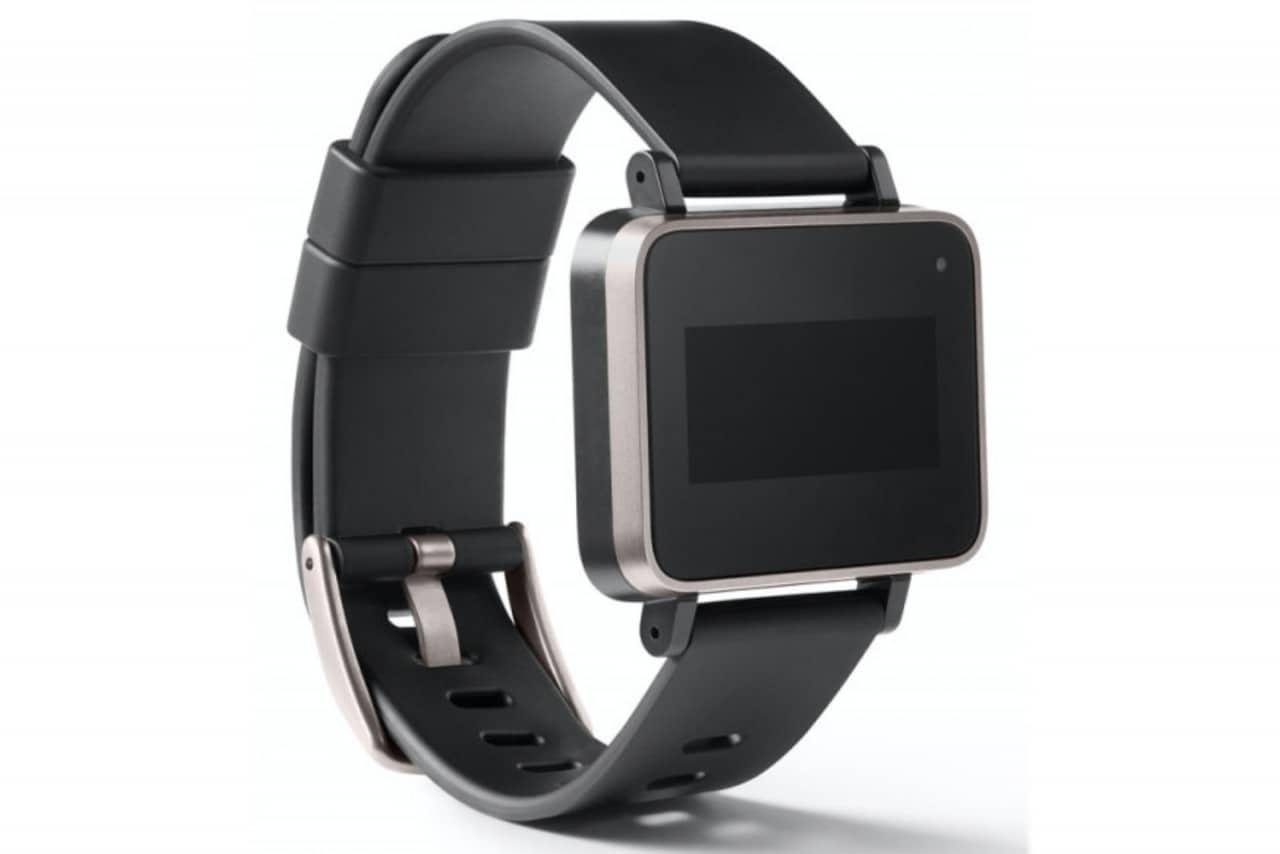 alphabet smartwatch salute orologio