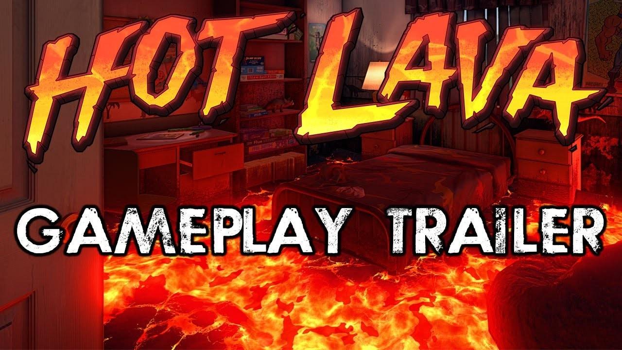 hot lava trailer