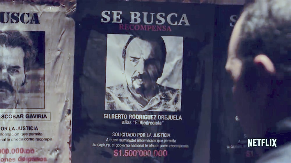 narcos stagione 3