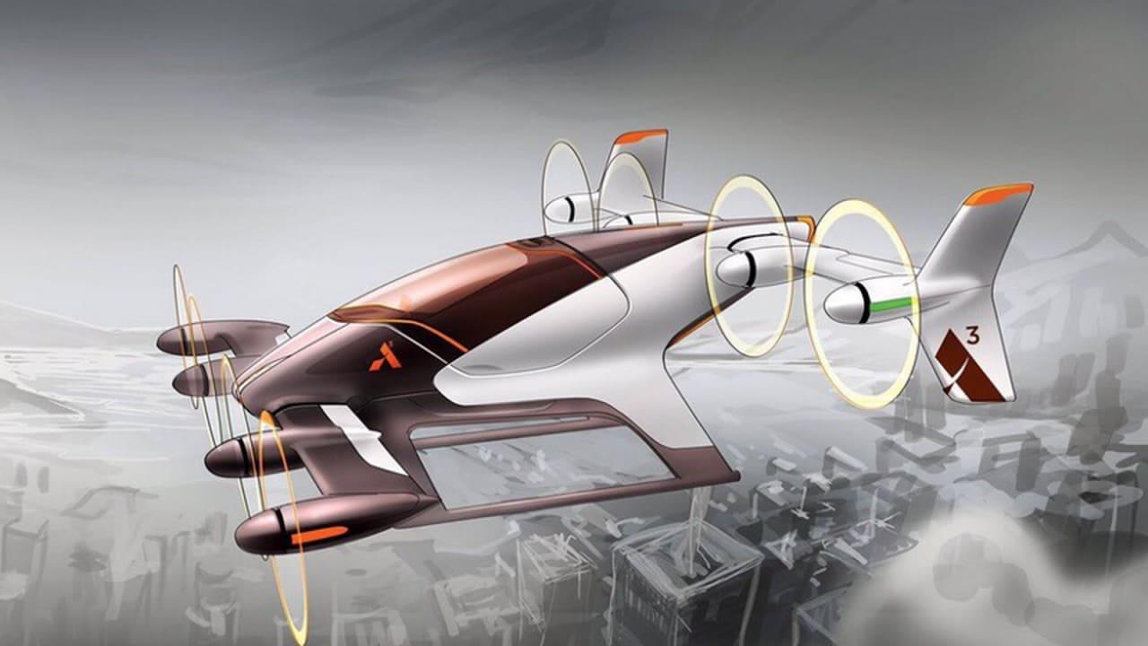 Airbus ha in serbo un taxi aereo, nome in codice Vahana