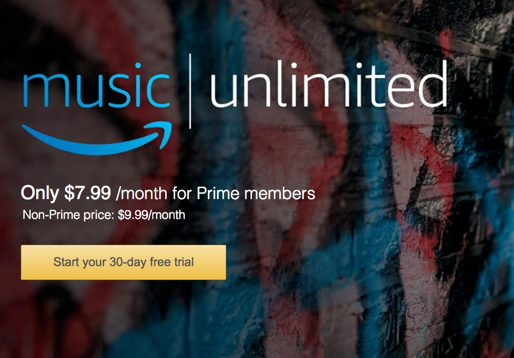 Amazon lancia la sfida a Spotify: musica illimitata a partire da 4$ al mese