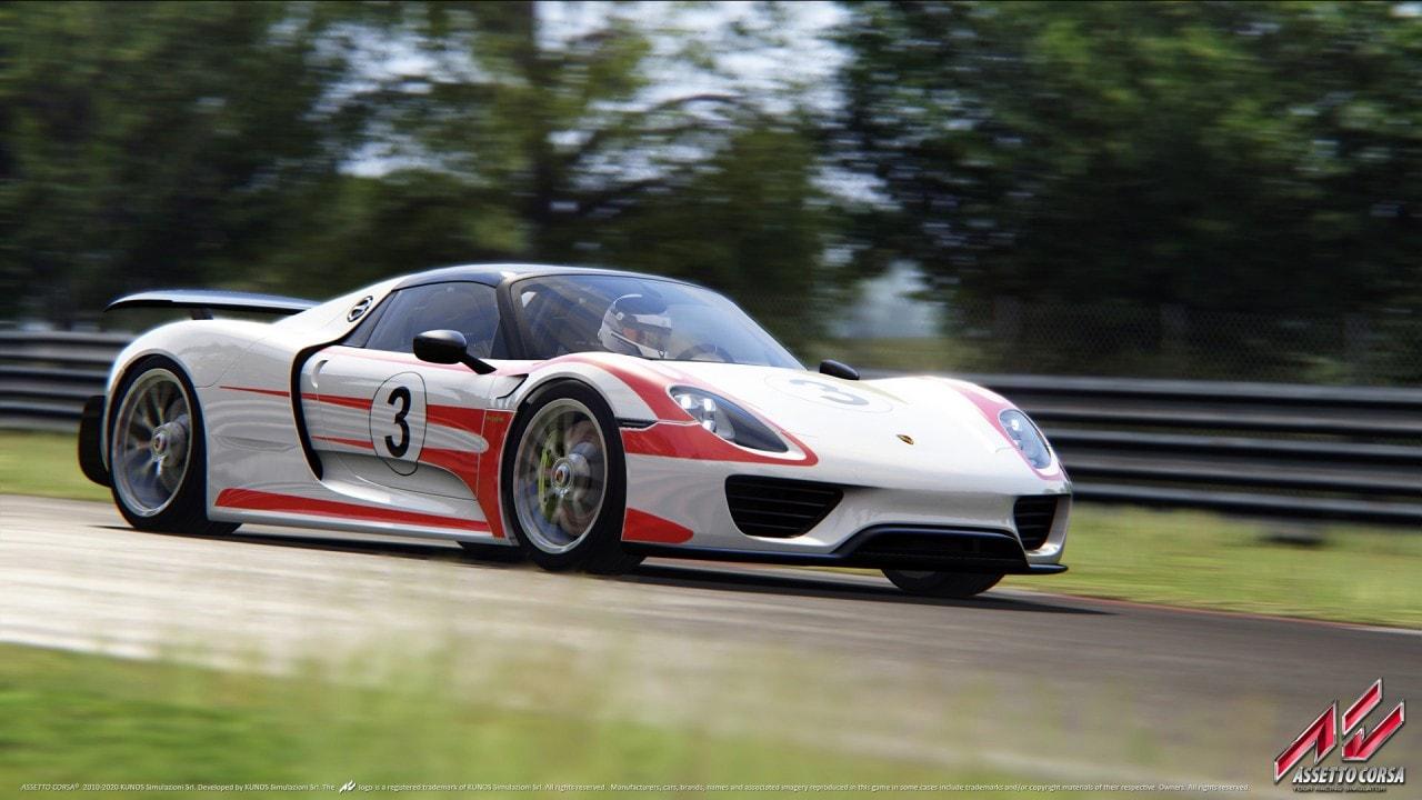 Assetto Corsa apre le porte alle Porsche: ecco tutti i dettagli (video)