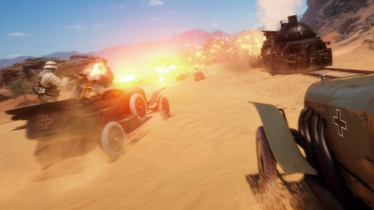 Battlefield 1 Disponibile - 2