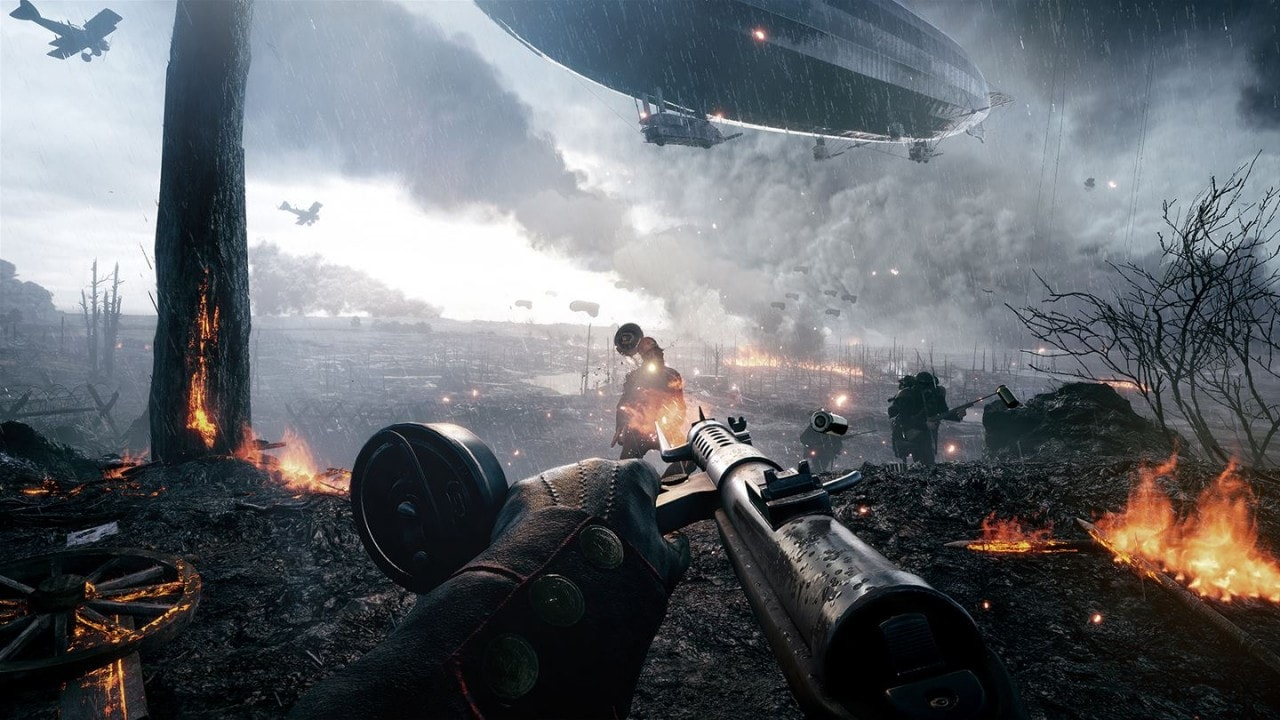Battlefield 1 Disponibile - 3