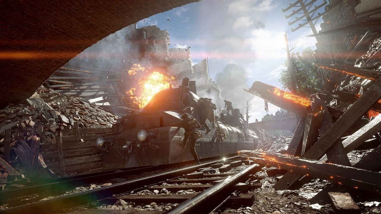 Battlefield 1 Disponibile - 8