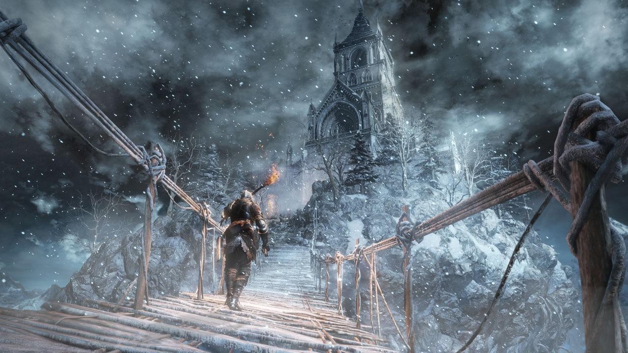 Ashes of Ariandel è il nuovo, terrificante DLC di Dark Souls III (video)
