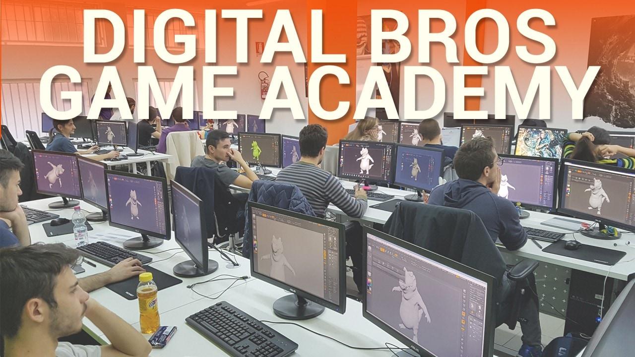 Digital Bros Game Academy Intervista