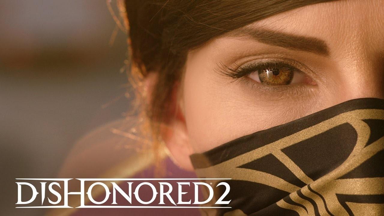 Ecco lo spettacolare trailer di lancio di Dishonored 2! (video)
