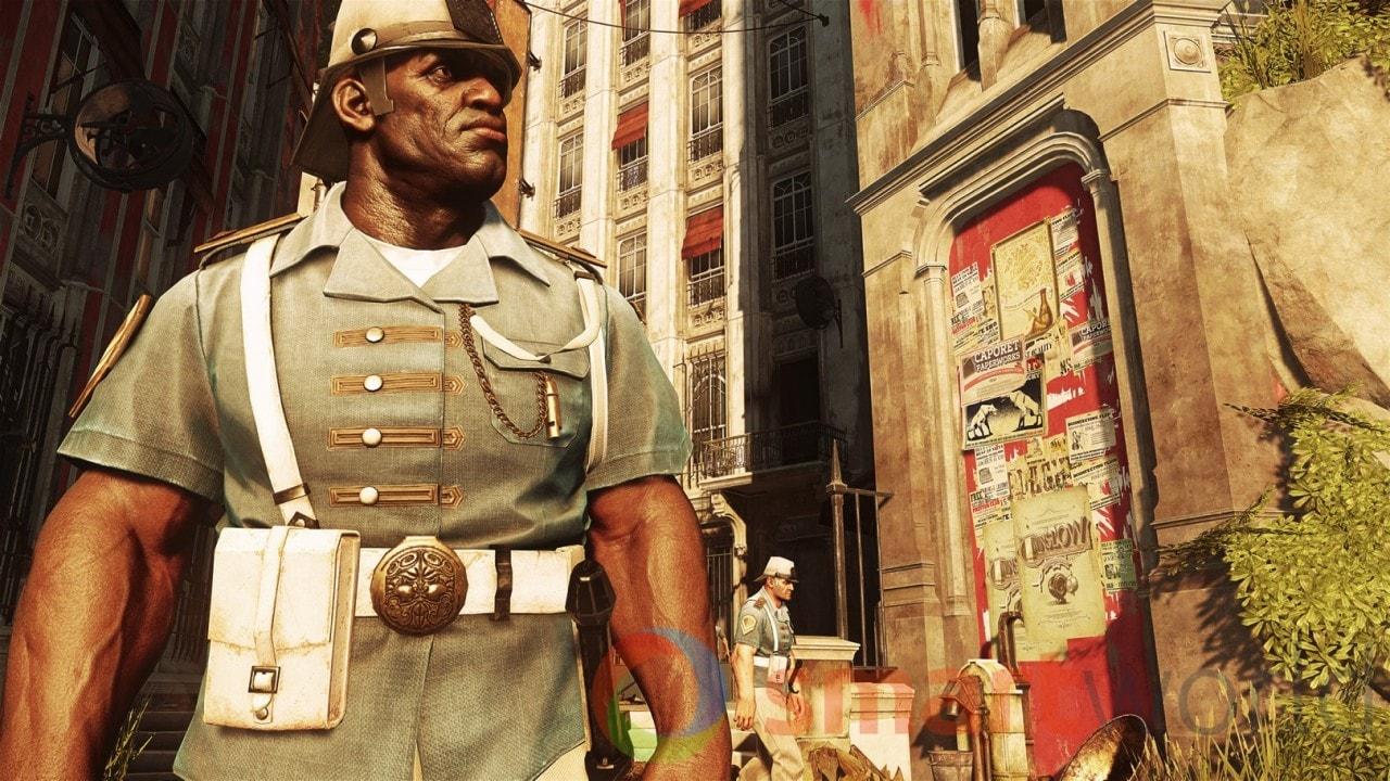 L'incredibile caratterizzazione di Dishonored 2 passa anche dalla propaganda e dalla... pubblicità!