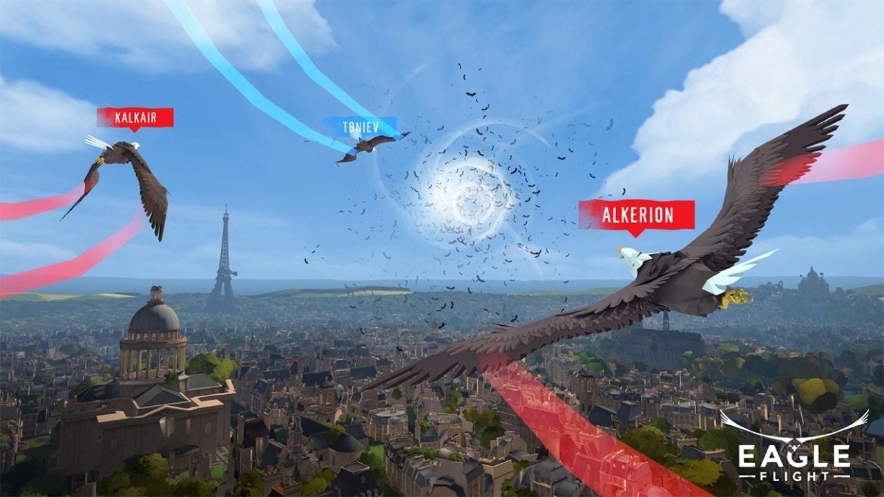 Eagle Flight è il primo gioco in realtà virtuale di Ubisoft, ed è già disponibile per HTC Vive