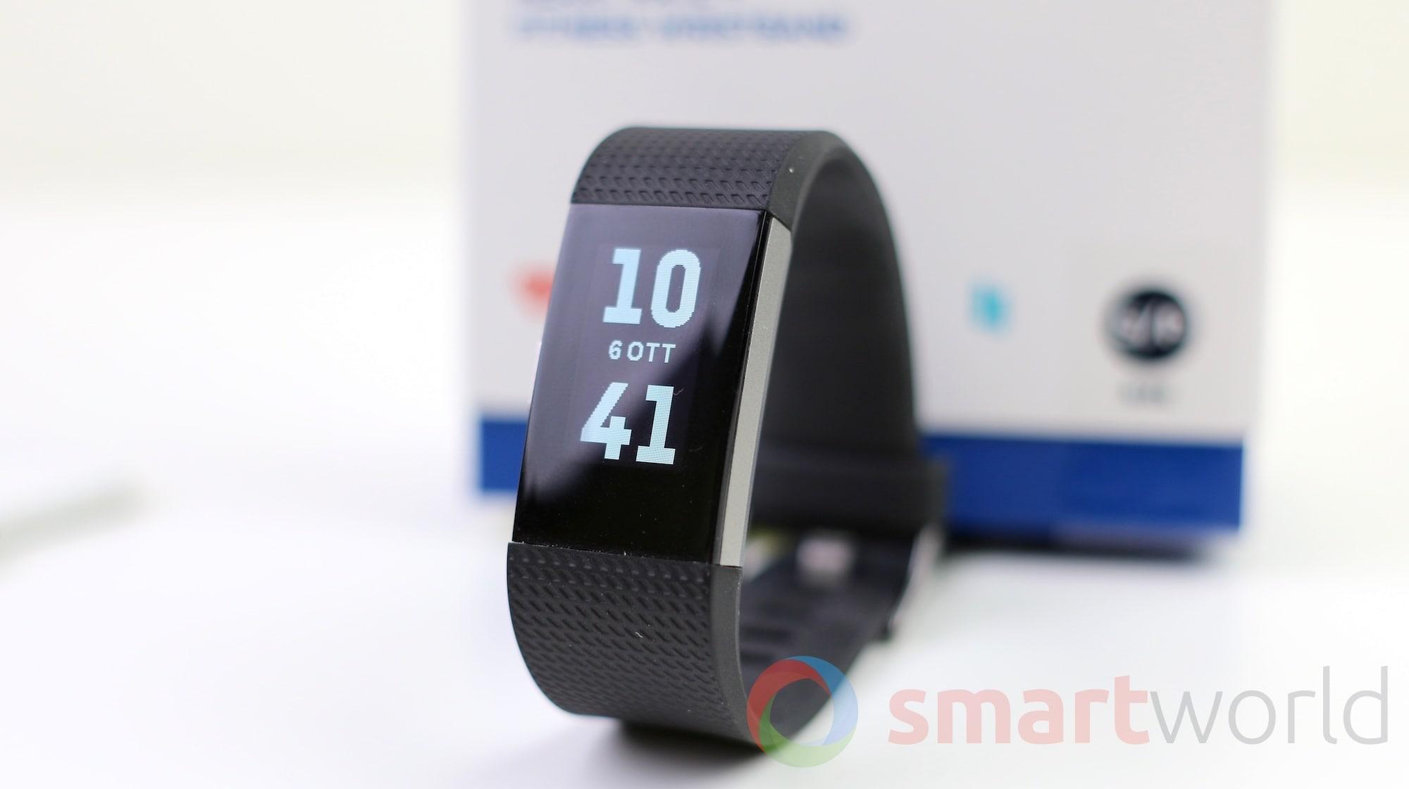 Fitbit ammette i problemi di Charge 2 e promette il fix con il nuovo firmware