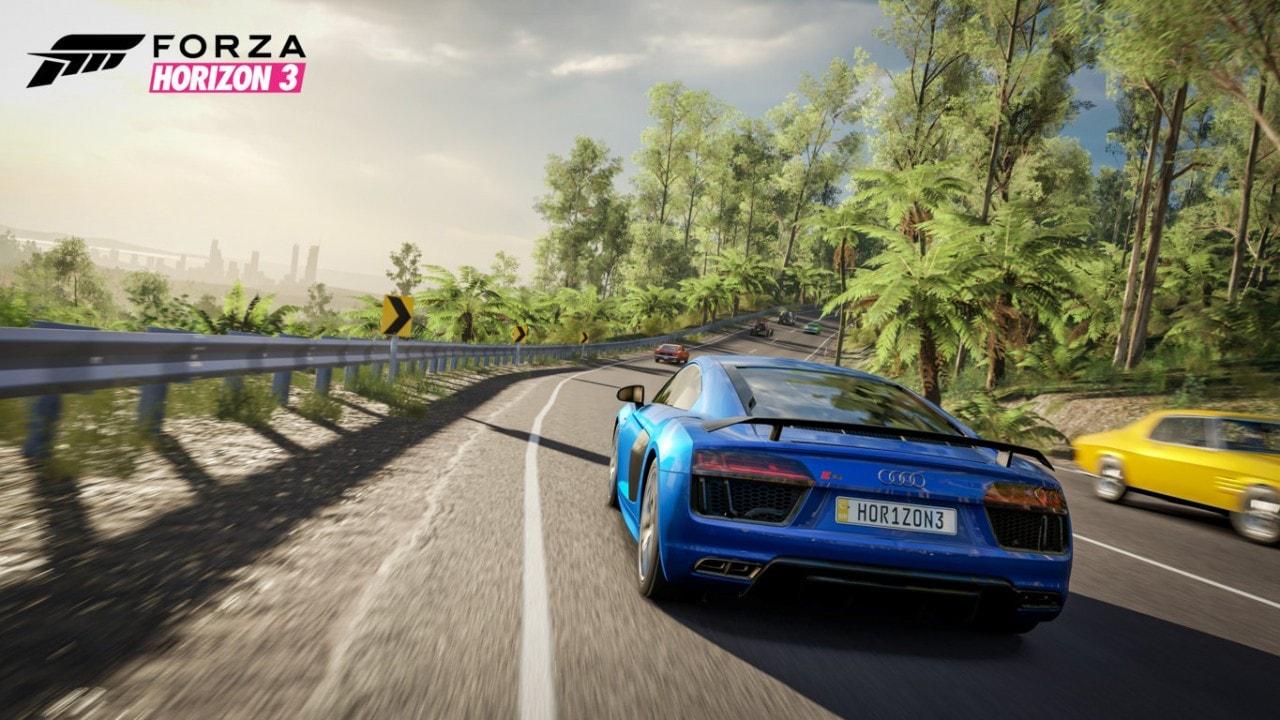 Recensione Forza Horizon 3