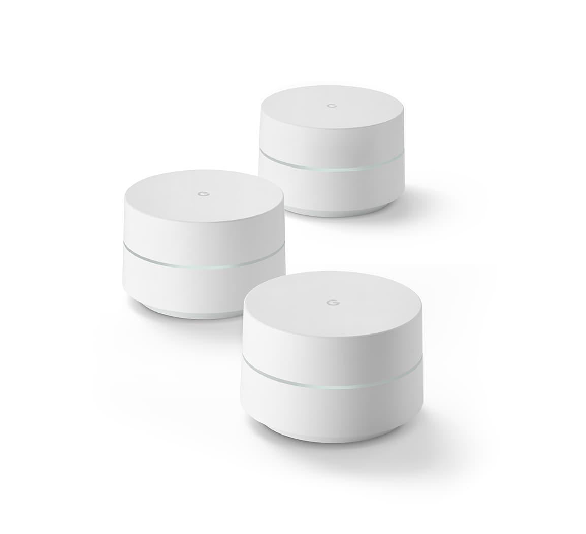 Google Wifi: ecco il router modulare che ottimizza automaticamente la rete (foto e video)