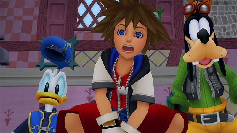 Kingdom Hearts HD 1.5 + 2.5 Remix annunciati per PS4, arriveranno il 31 marzo (foto e video)