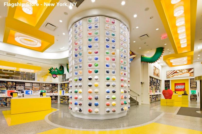 Il più grande LEGO Store d'Italia aprirà a Milano tra pochissimi giorni: ben 270 metri quadri!