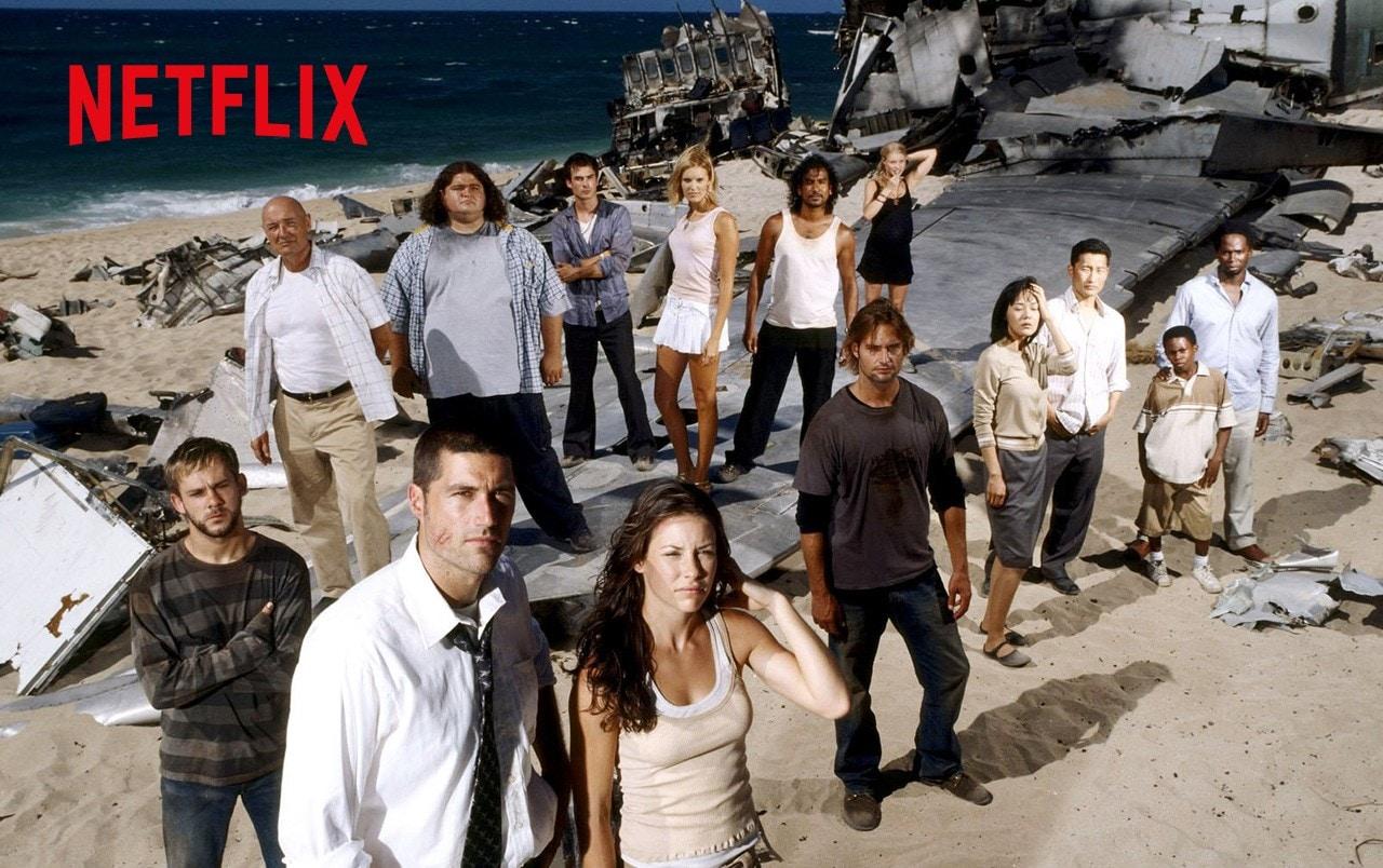 Lost Netflix