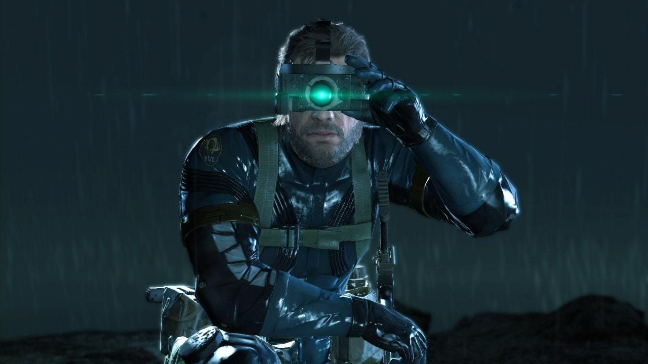 Konami vuole farci credere in un remake del primo Metal Gear?