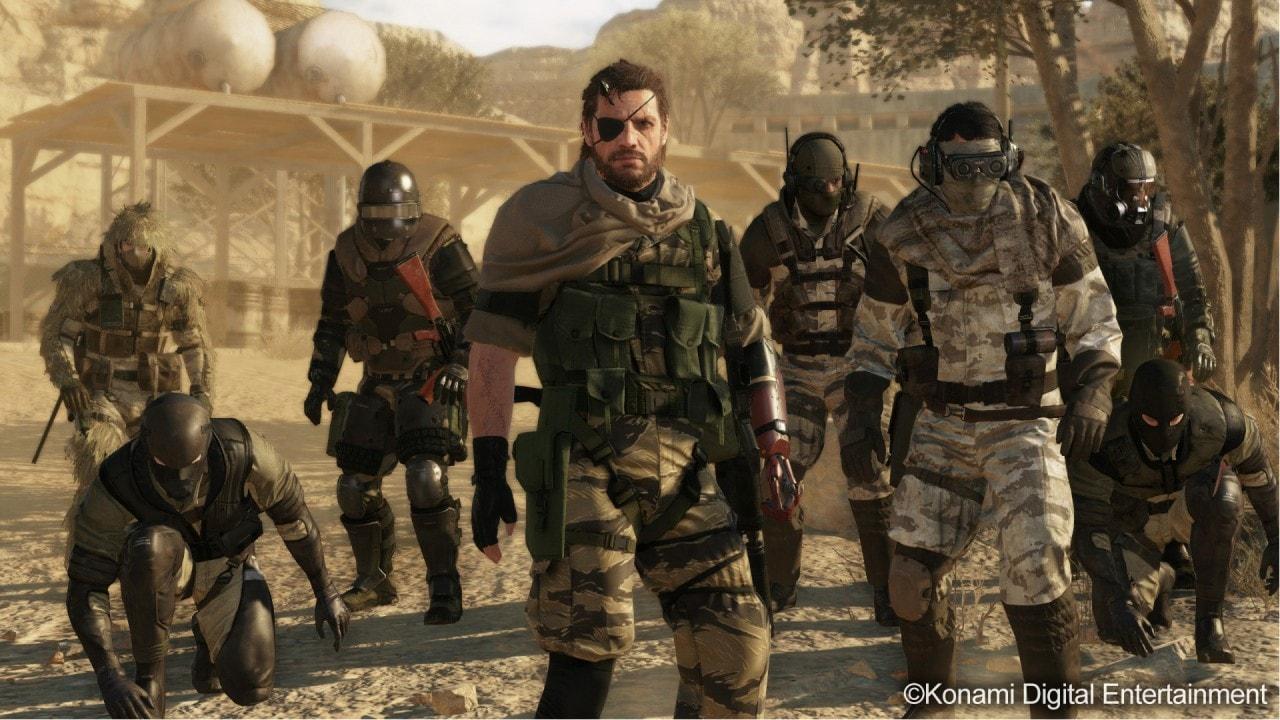 Metal Gear Solid V: The Definitive Experience disponibile nei negozi (foto e video)