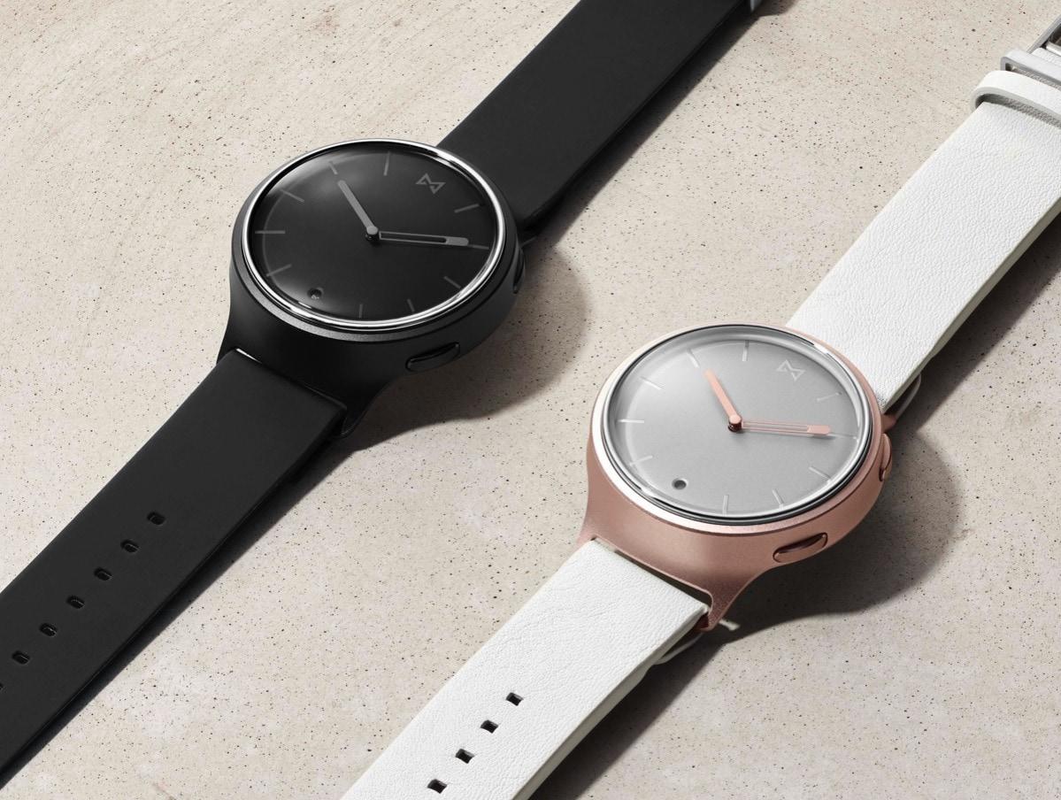 Misfit Phase Hybrid: nuovo orologio analogico smart bello da vedere (foto)